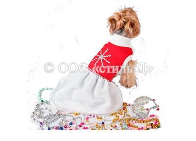 Платье новогоднее НГ7