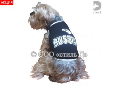 Майка Russia «л24»