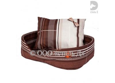 Подушка цветная