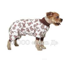 Пижама-комбинезон л71(х/Б трикотаж)